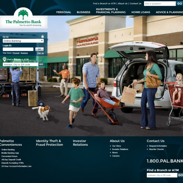 Palmetto-Bank-website-copywriting-and-seo-copywriting-by-Lochness-Marketing