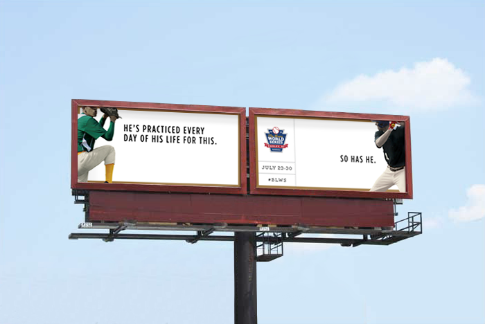 big-league-world-series-advertising-copywriting-outdoor-by-Lochness-Marketing-greenville-so-has-he
