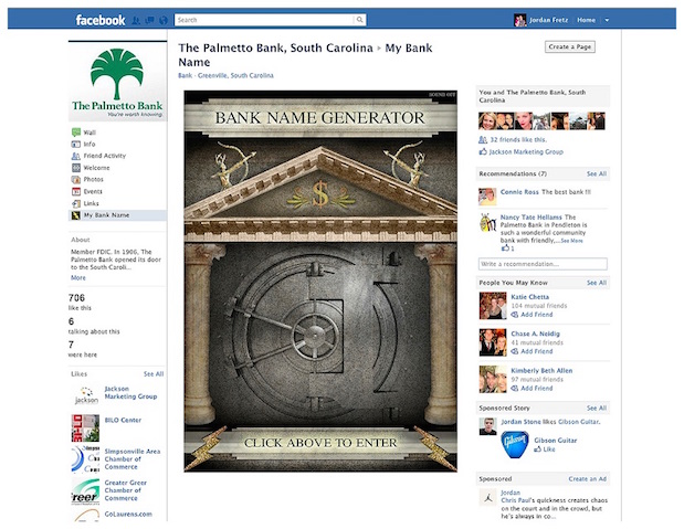 Palmetto-Bank-Facebook-App-and-website-copywriting-greenville-Lochness-Marketing-Homepage