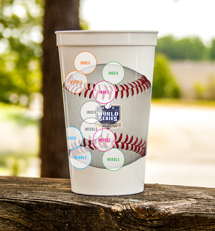 Big-League-World-Series-baseball-souvenir-cup-1-advertising-copywriting-Lochness-Marketing